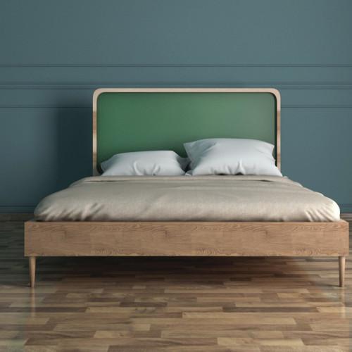 """Кровать в Скандинавском стиле """"Ellipse"""" 140*200"""