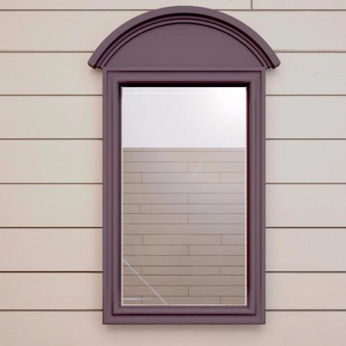 """Зеркало """"Leontina Lavanda"""" прямоугольное"""