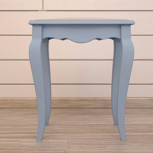 """Табурет """"Leontina Blue"""" с мягким сиденьем"""