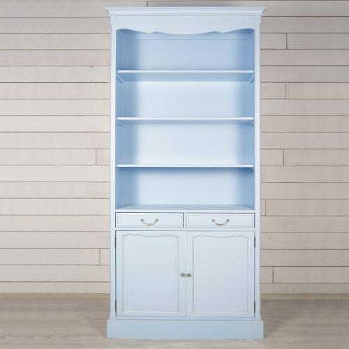 "Книжный шкаф ""Leontina Blue"""
