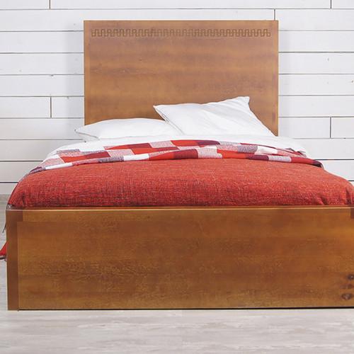 """Дизайнерская кровать """"Gouache Birch"""""""