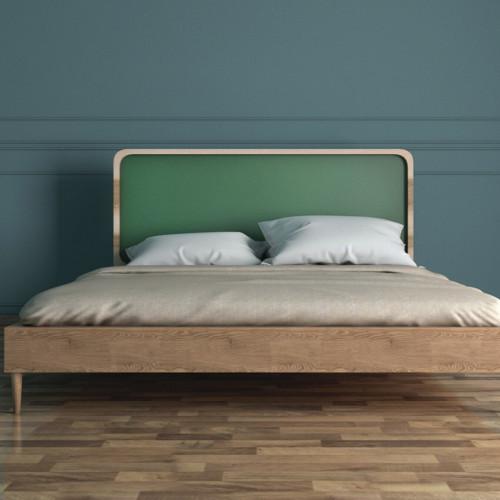 """Кровать в Скандинавском стиле """"Ellipse"""" 180*200"""