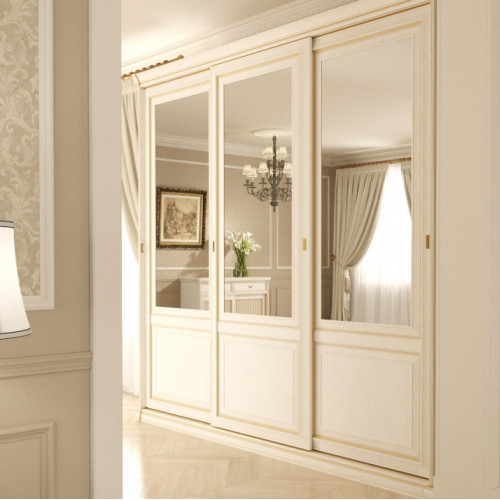Классический шкаф-купе Версаль
