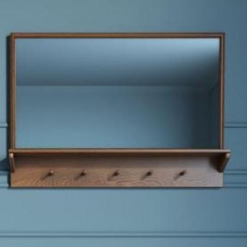 """Зеркало """"Bruni"""" с полочкой"""