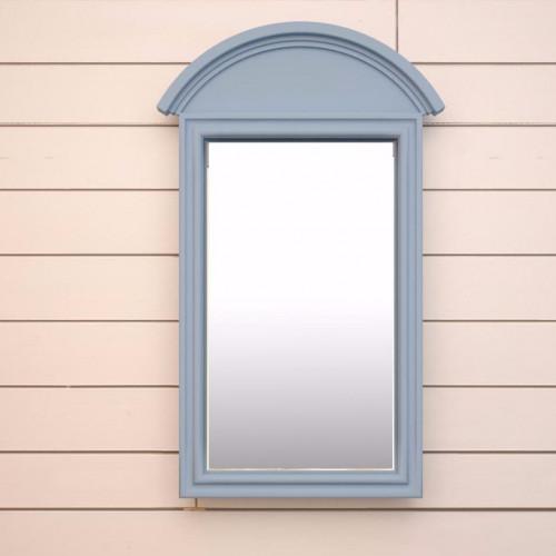 """Зеркало  """"Leontina Blue"""" прямоугольное"""